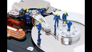 How to recover Hard disk health and remove bad sector Urdu/Hindi