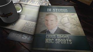 NBC Sports' Chris Simms Talks Mahomes, LT, Rodgers & More w/Dan Patrick | Full Interview | 10/19/18