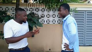 See how this man run mad after taking his neighbor's girlfriend (latest comedy) LugemscoTv