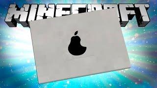 НОВЫЙ MacBook ОТ APPLE В МАЙНКРАФТ!