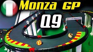 Circuitos de Bolinhas de Gude Qualificação R9 GP de Monza na Itália Marble Race