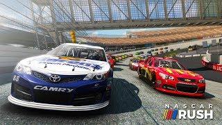 NASCAR Rush - Gameplay Video