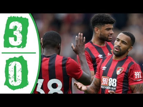 Bournemouth vs Lyon 3-0 Extended Highlights & Goals 2019