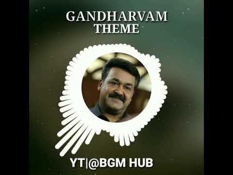 GANDHARVAM  THEME SONG |MOHANLAL|BGM|WHATSAPP STATUS