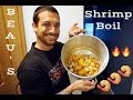 Shrimp Boil Recipe - Food Vlog