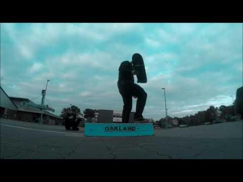 OAKLAND skateboards @ GC on coloredtrip.tv