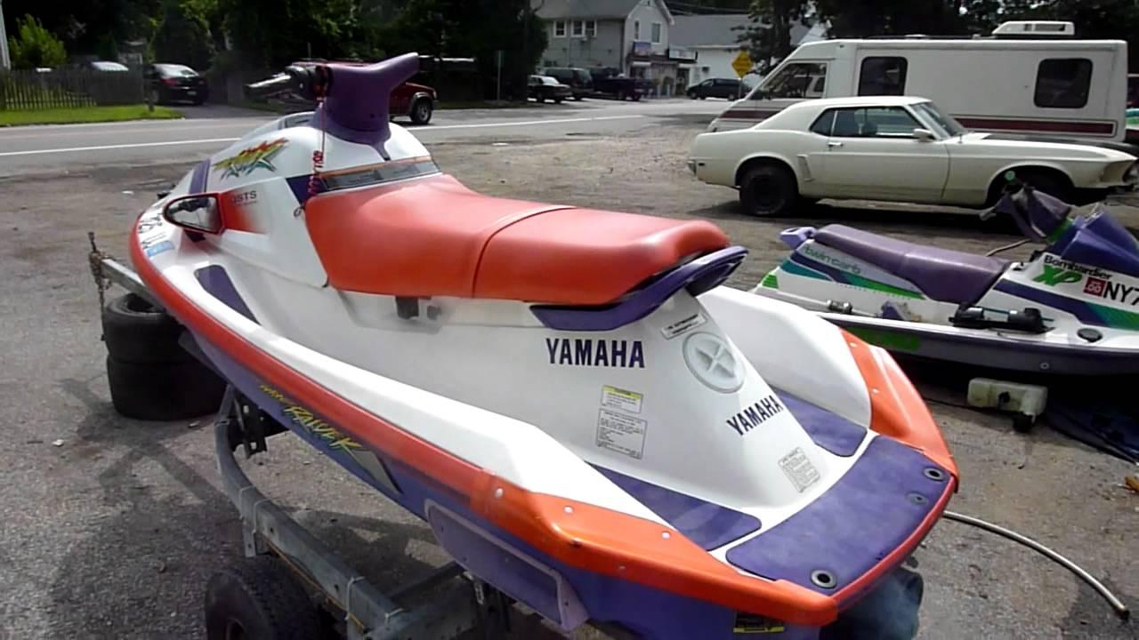 Yamaha Jetski Waveraider