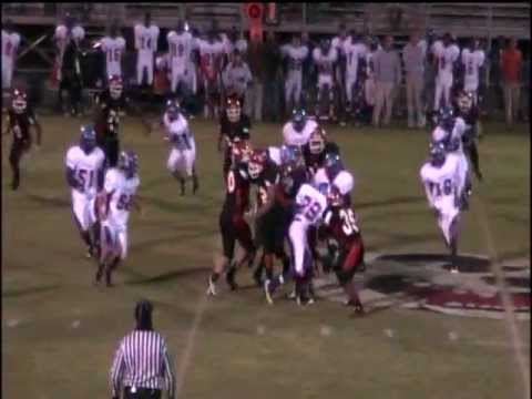 Demarcus Williams' Football Highlights - Turner County High School