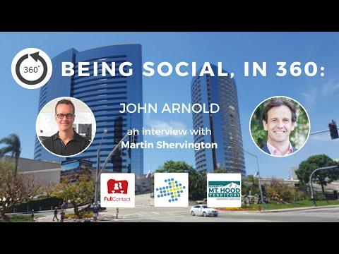 FullContact - John Arnold (Full Interview)