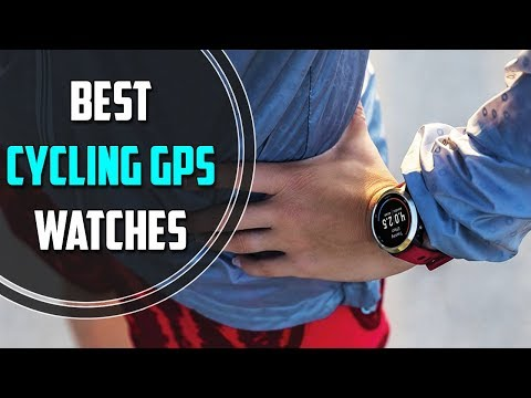 5 Best Cycling GPS Watches | October 2019 | Best Product