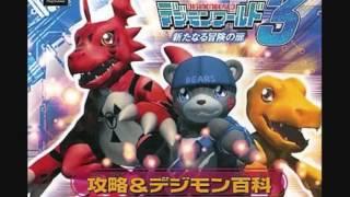 Digimon World 3/2003 Remix: Badlands