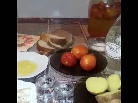 О пользе самогона (шуточное видео)