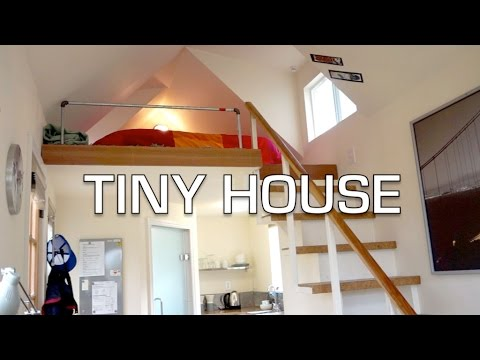 Tiny House Living - Tour of inside Interior design ideas (Sebastopol ...