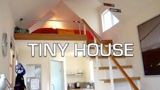 Tiny House Living - Tour of inside Interior design ideas (Sebastopol)