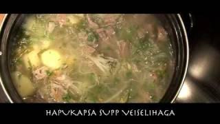Www.povar.ee   Hapukapsa Supp / Sauerkraut Soup