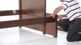 Bunk Bed Full Size Extension Assembly From Legacy Classic