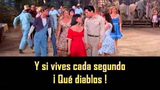 ELVIS PRESLEY - Once is enough  ( con subtitulos en español  ) BEST SOUND