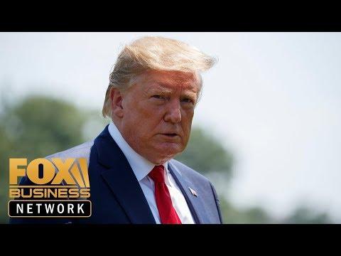 Trump expresses interest