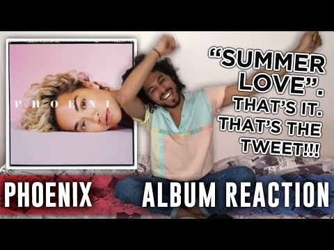 Rita Ora - Phoenix | ALBUM REACTION | Mp3