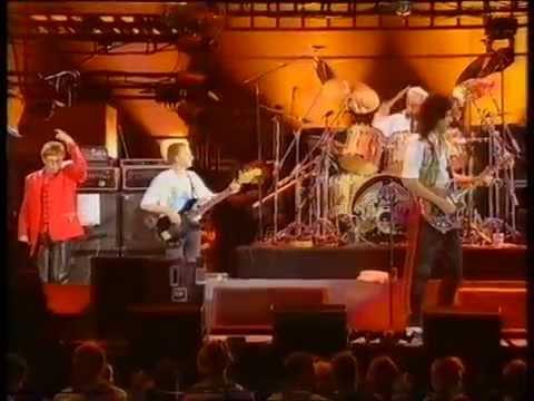 Elton John & Axl Rose - Bohemian Rhapsody - Freddie Mercury Tribute Concert - 20th April 1992