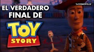 EL VERDADERO FINAL de  TOY STORY