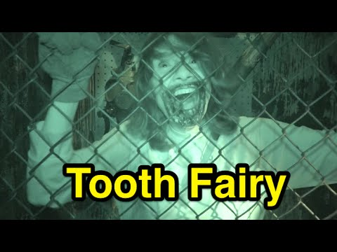 Tooth Fairy - NIGHT VISION : Knott's Scary Farm 2016