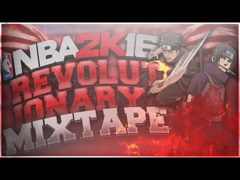 "Final NBA 2K16 DribbleGod Mixtape 😭 ""Revolutionary Mixtape"" 👁"
