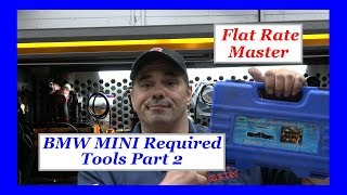 BMW MINI Required Tools Part 2