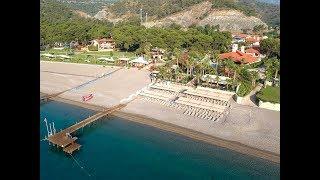 CLUB AKMAN BEACH HOTEL 4 Турция Кемер Клуб Акман Бич отель обзор