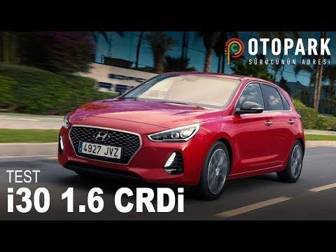 Hyundai i30 Elite 1.6 CRDi DCT | TEST