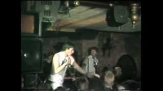 Chelsea - Right To Work - (Live at the Bierkeller, Blackpool, UK, 1983)