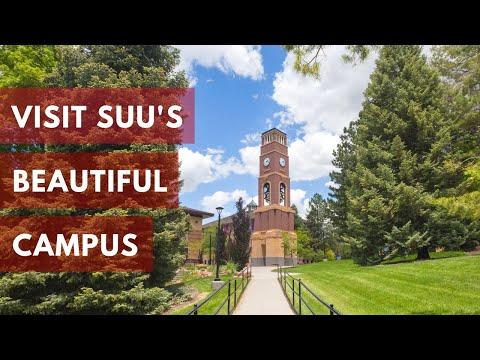Visit SUU's Beautiful Campus