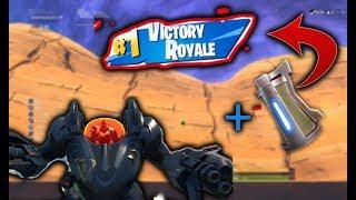 Fortnite Season 10 Unlimited Wins Mech Glitch! God Mode Glitch