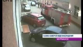знакомой мурманчанин поджег автомобиль своей