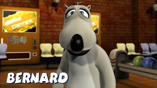Bernard Bear | At The Bowling Alley AND MORE | Cartoons for Children Video