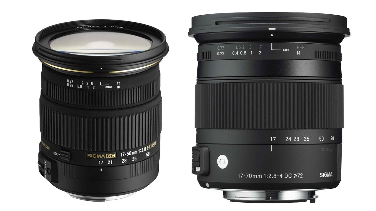 sigma 17 50mm f2 8 vs sigma 17 70 f2 8 4 which lens should i buy youtube. Black Bedroom Furniture Sets. Home Design Ideas