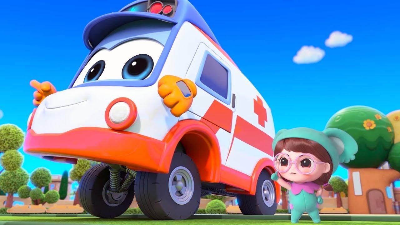 Школьный Автобус Гордон 🚌 Выступление хора (2 серия 1 сезон) 🚍 Мультфильм для детей
