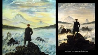 Acrylic Painting Tip #47 - Copy the Master's Paintings and Other Old Art That You Love