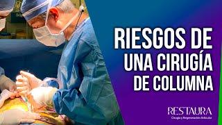 De de de cirugía la edema espalda después picadura