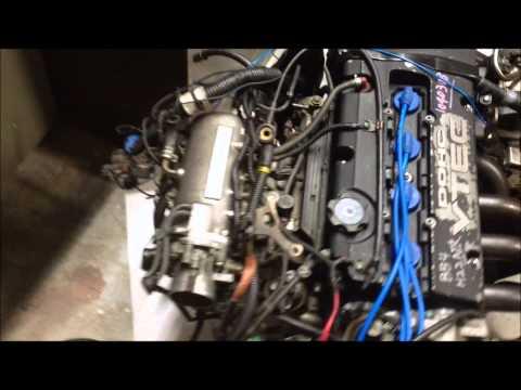 JDM Honda BB4 H22-A Prelude Vtec Engine, LSD Transmission, Motor Swap