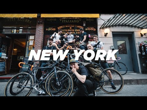 NEW YORK - FIXED GEAR