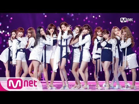 IZ*ONE_Rumor│2018 MAMA FANS' CHOICE in JAPAN 181212