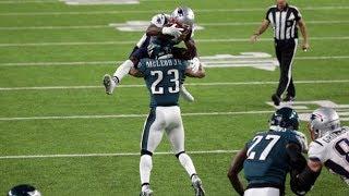 NFL Failed Hurdles