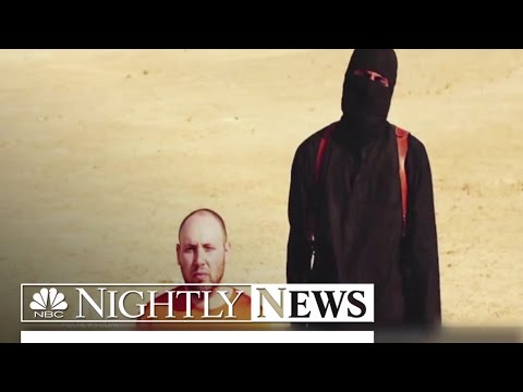 Steven Sotloff Beheaded By ISIS | NBC News