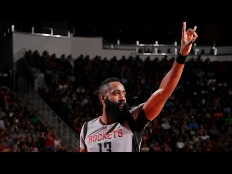 Best 3-Pointers from the Rockets