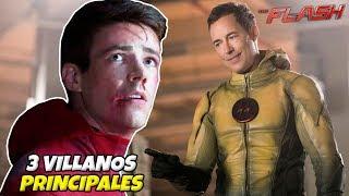 The Flash Temporada 5 Trailer - ¡3 VILLANOS PRINCIPALES CONFIRMADOS!