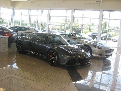Rare Lotus Race Car