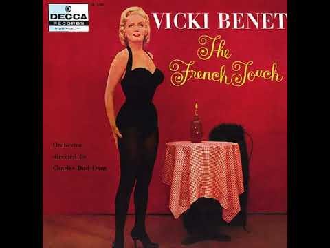 That Old Black Magic  Vicki Benet