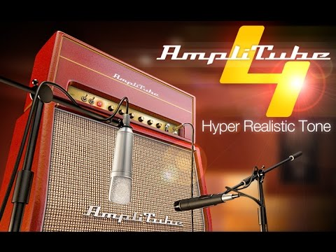 AmpliTube 4 - Overview