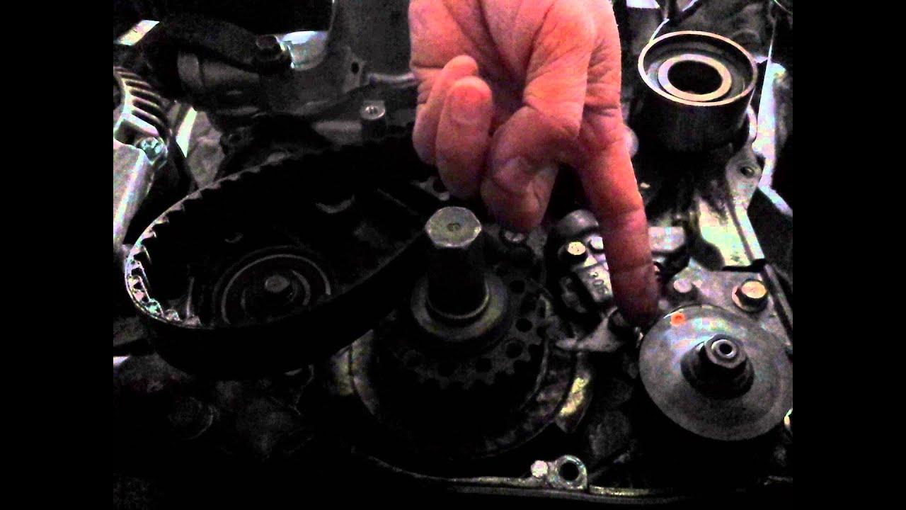 Mitsubishi Montero Sport Timing Belt Problem - YouTube